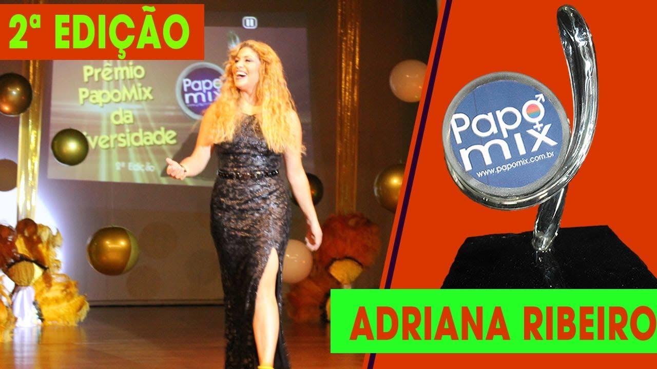 Photo of Confira a apresentação especial da cantora Adriana Ribeiro na 2ª edição do Prêmio PapoMix