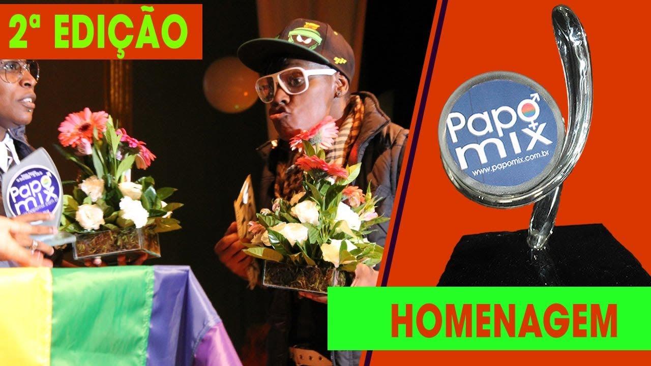 Photo of Pepe e Nenem recebe homenagem na 2ª edição do Prêmio PapoMix da Diversidade