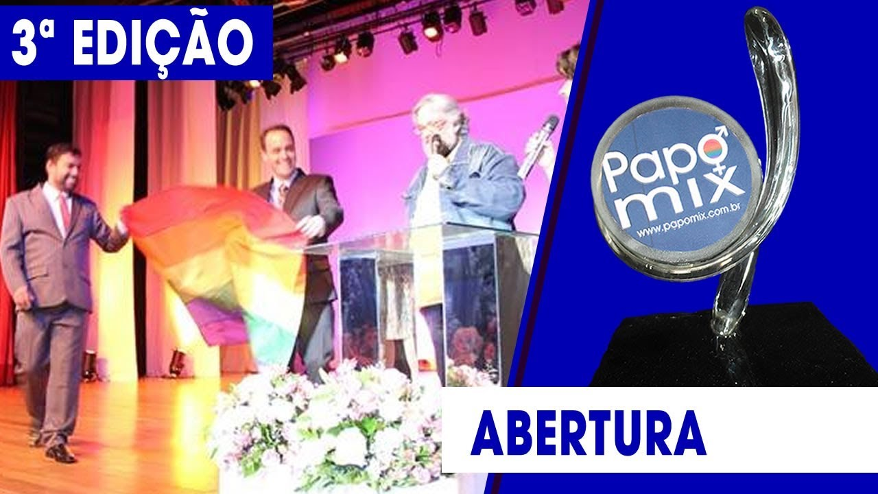 Photo of Confira os vencedores da  3ª edição do Prêmio PapoMix da Diversidade