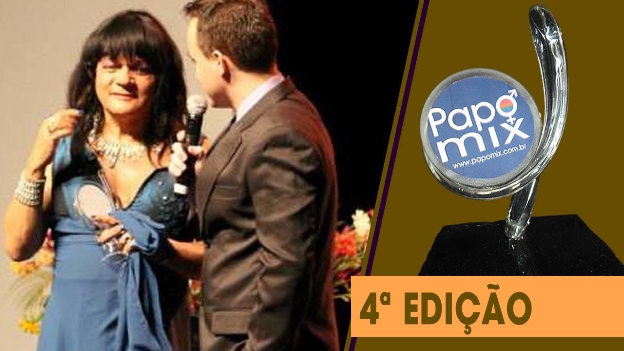 Photo of Diana Pequeno recebe homenagem do Prêmio PapoMix – 4ª edição