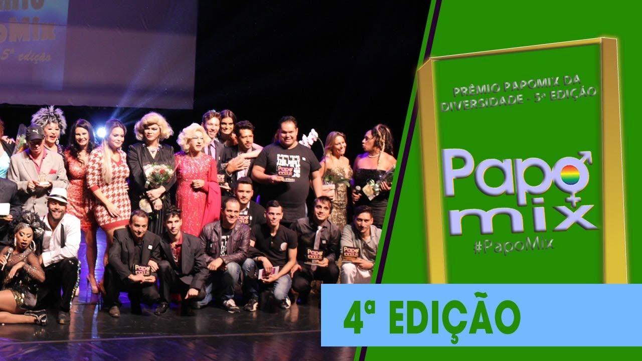 Photo of Confira os vencedores da 5ª edição do Prêmio PapoMix da Diversidade