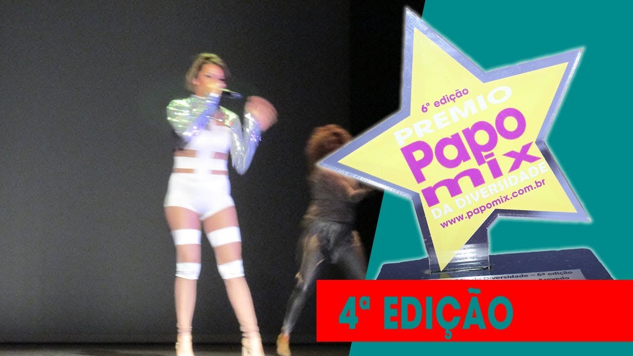 Photo of Cantora Dayanna Gon em show especial na 6ª edição do Prêmio PapoMix