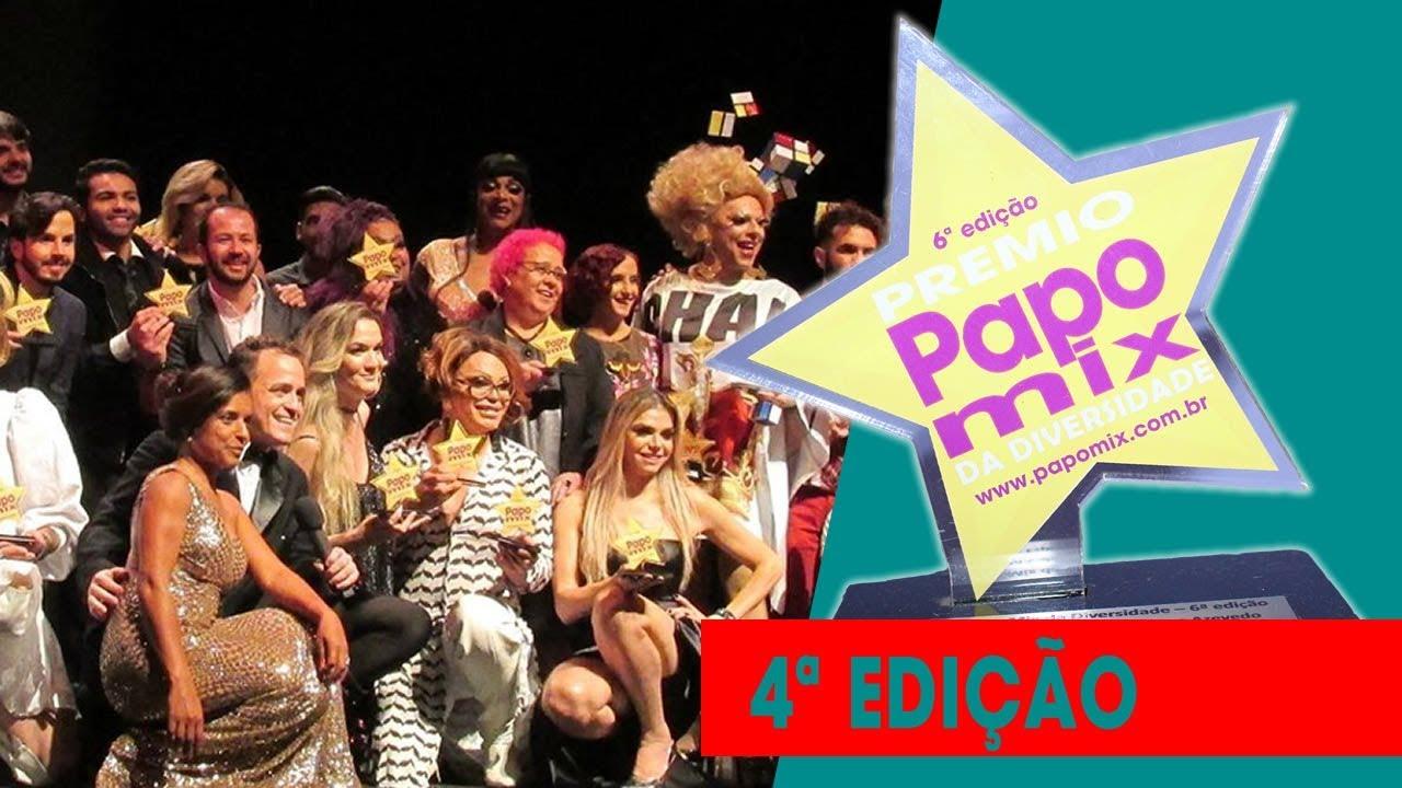 Photo of Confira os vencedores da 6a edição do Prêmio PapoMix da Diversidade