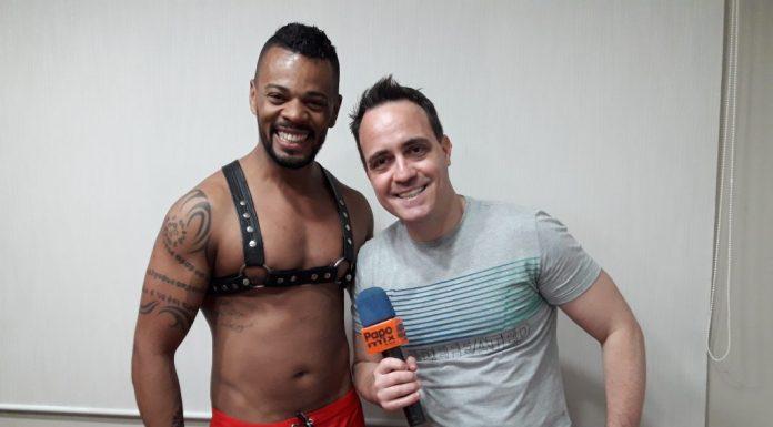 Photo of Nos bastidores do Clube dos Pauzudos, PapoMix entrevista Diego Moreno, o Barman nú
