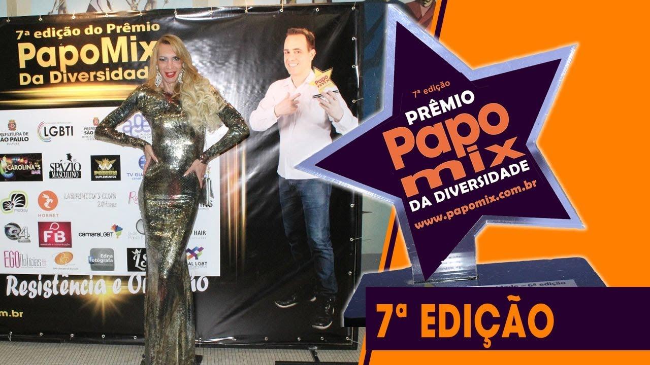 Photo of Kylie Hickmann invade os bastidores do Prêmio PapoMix  7ª edição