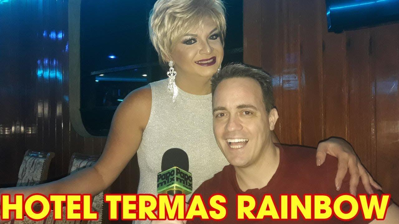 Photo of Laila Sah revela os bastidores da noite de Fortaleza no PapoMix