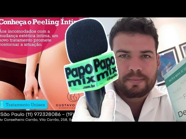 Photo of Biomédico Dr. Gustavo Rocha fala sobre os benefícios do Peeling íntimo