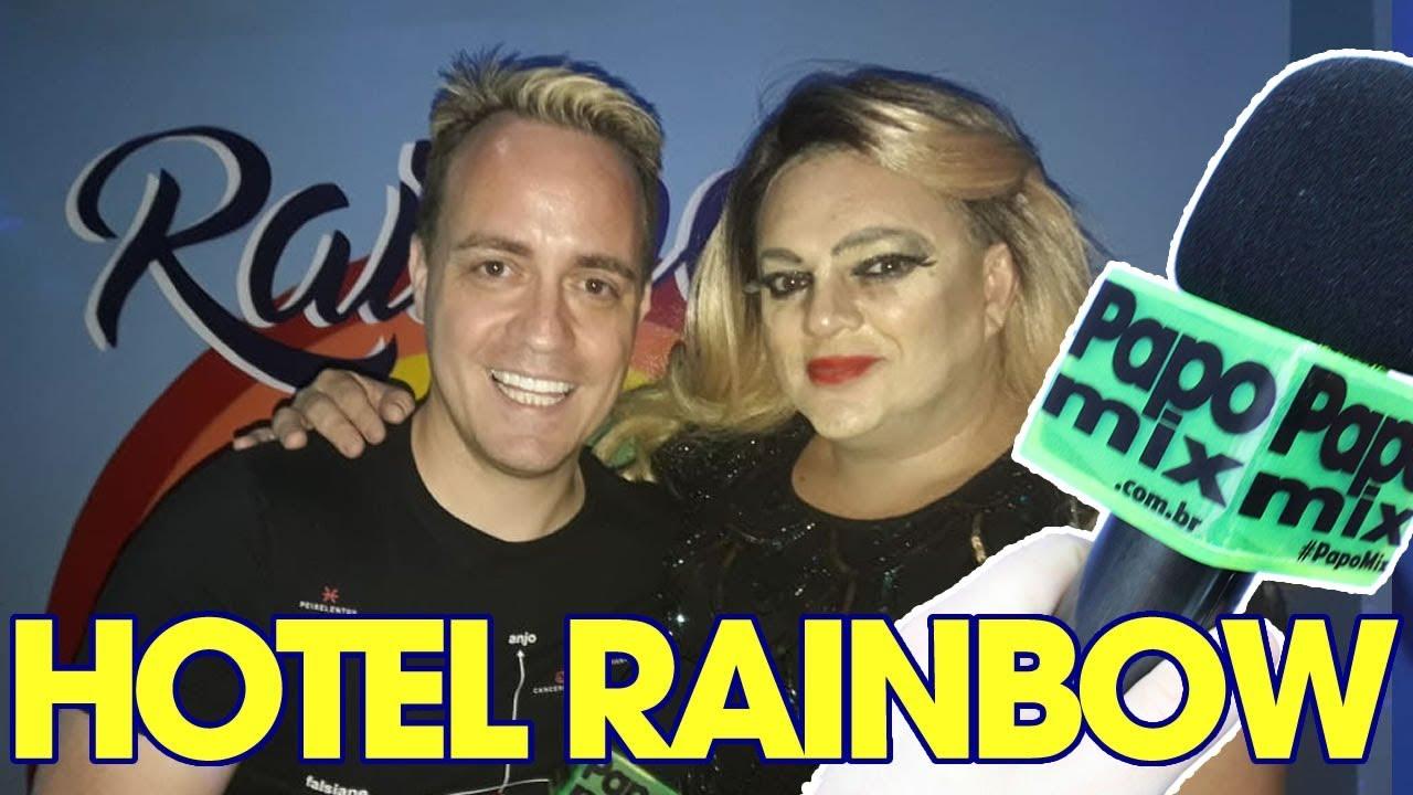 Photo of PapoMix confere especial de aniversário de Thyffany Onassis no Hotel Termas Rainbow