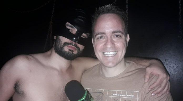 Photo of PapoMix confere bastidores de filme pornô com Marcos Goiano gravado no Clube dos Pauzudos