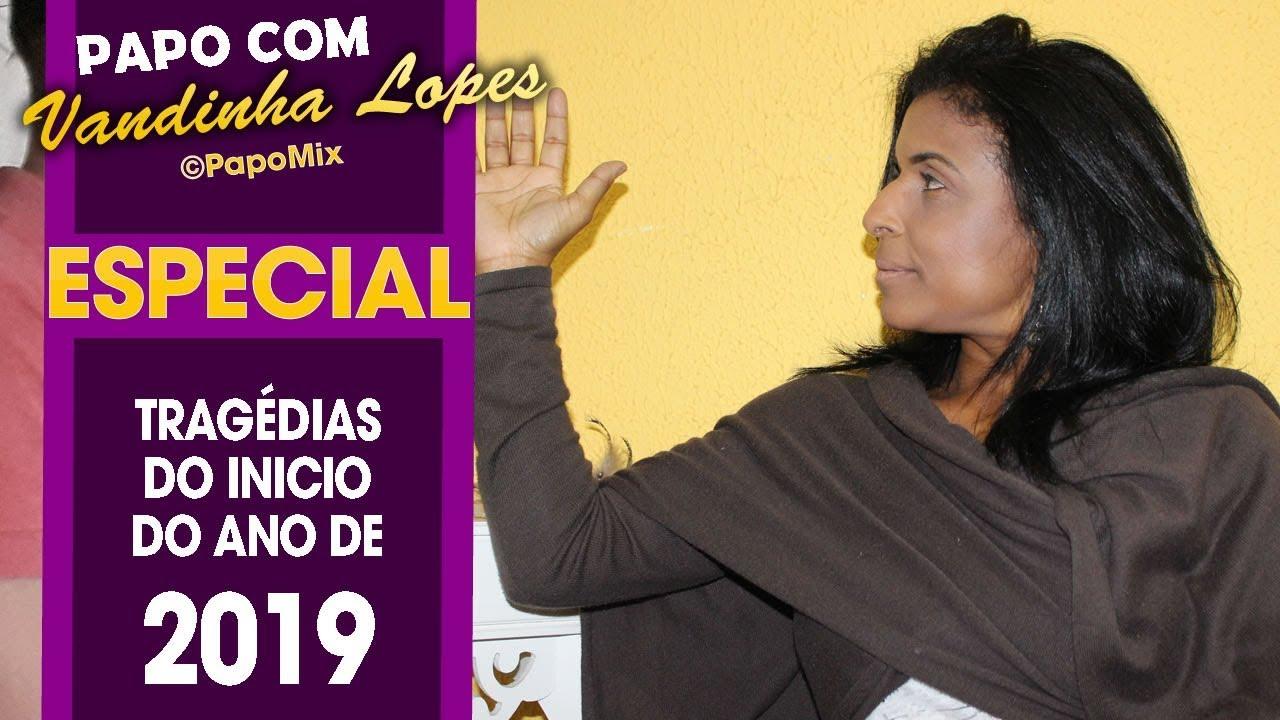 Photo of Vidente Vandinha Lopes fala sobre as tragédias que marcaram o inicio do ano