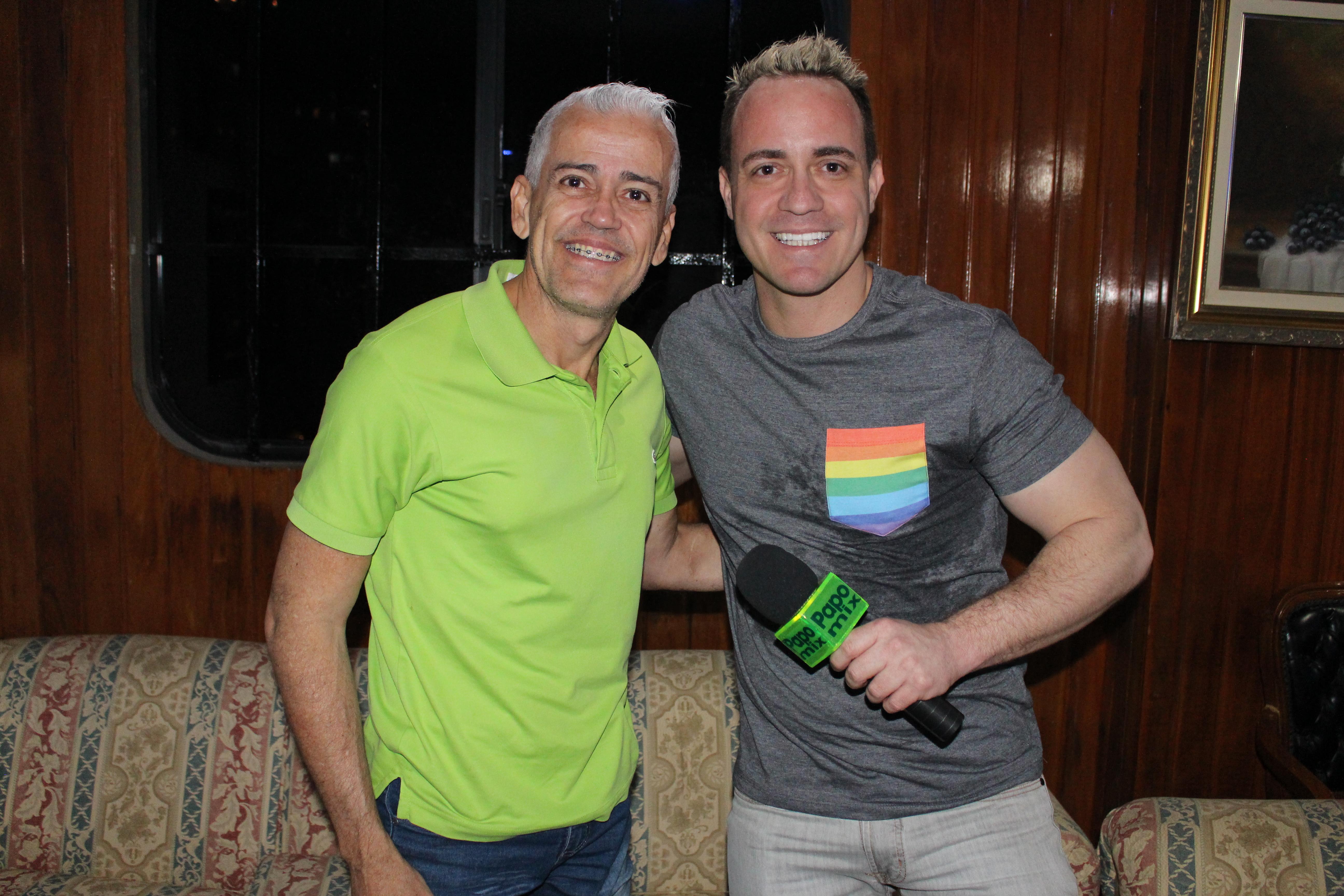 Photo of Políticas para LGBTI, entrevista com o coordenador Ricardo Dias da Prefeitura de São Paulo