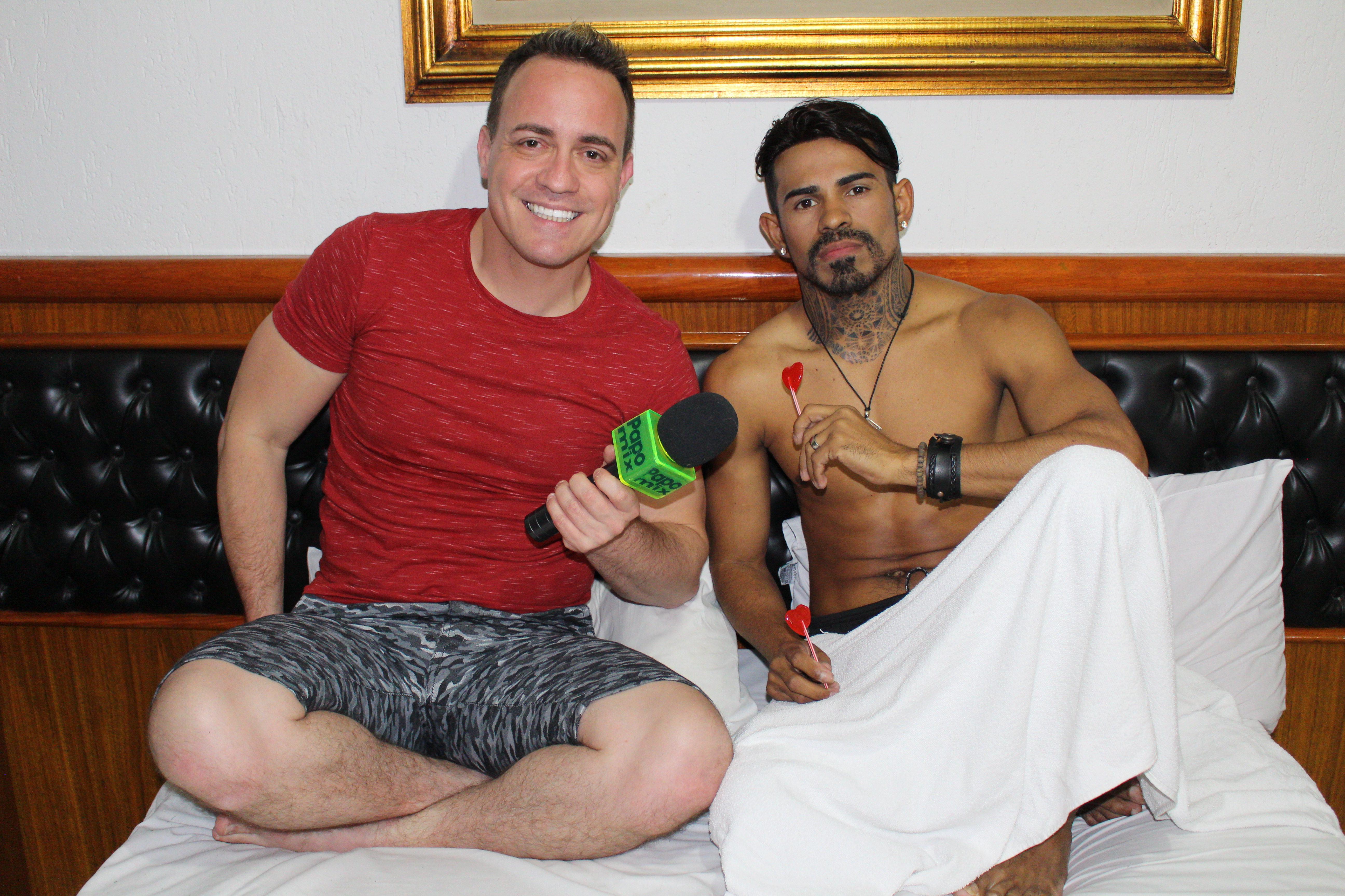 Photo of #Suite69 – Pornstar Ronny Aislan revela os bastidores da putaria no PapoMix