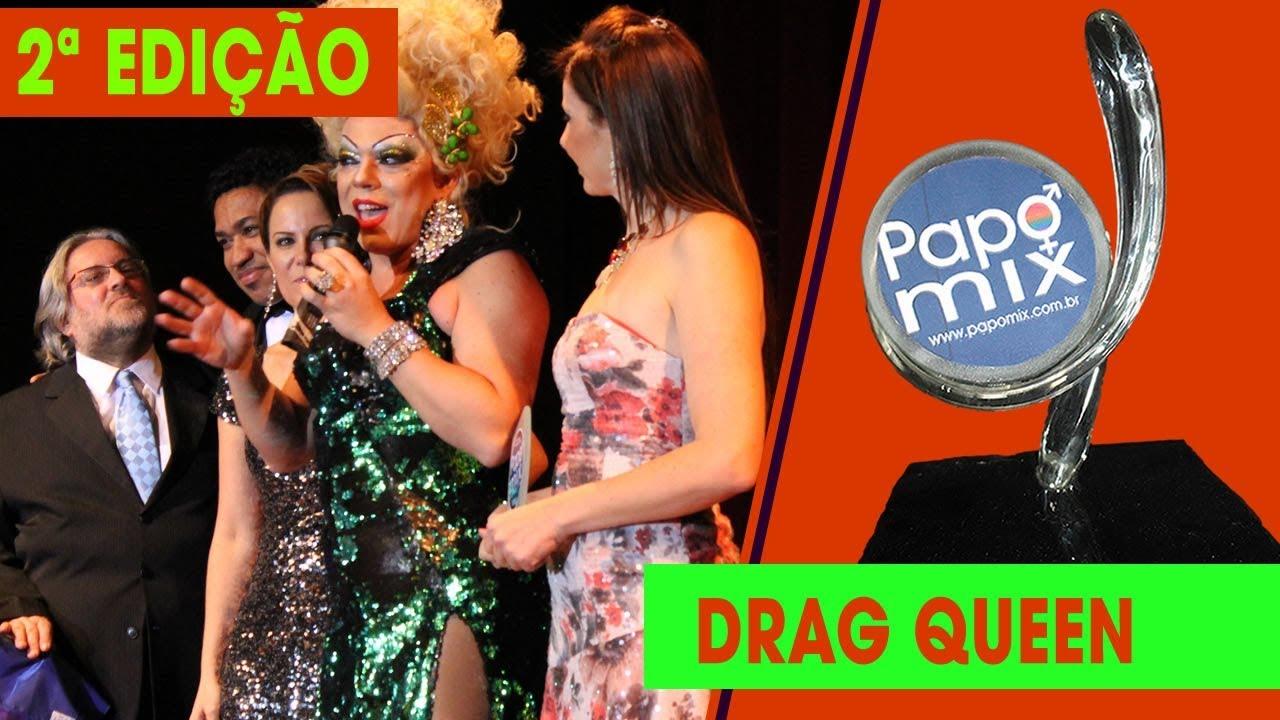 Photo of Tchaka é eleita a Drag Queen da 2ª edição do Prêmio PapoMix da Diversidade