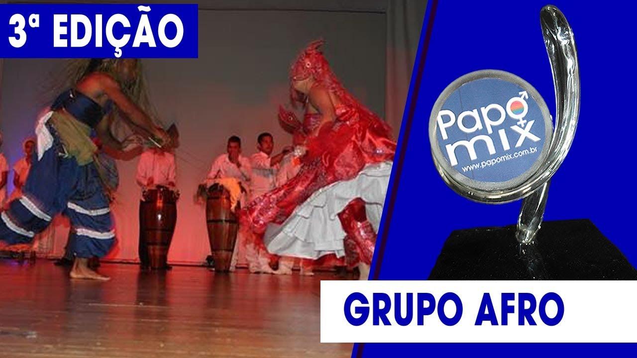 Photo of Grupo Afro de Guarulhos realiza performance na 3ª edição do Prêmio PapoMix da Diversidade