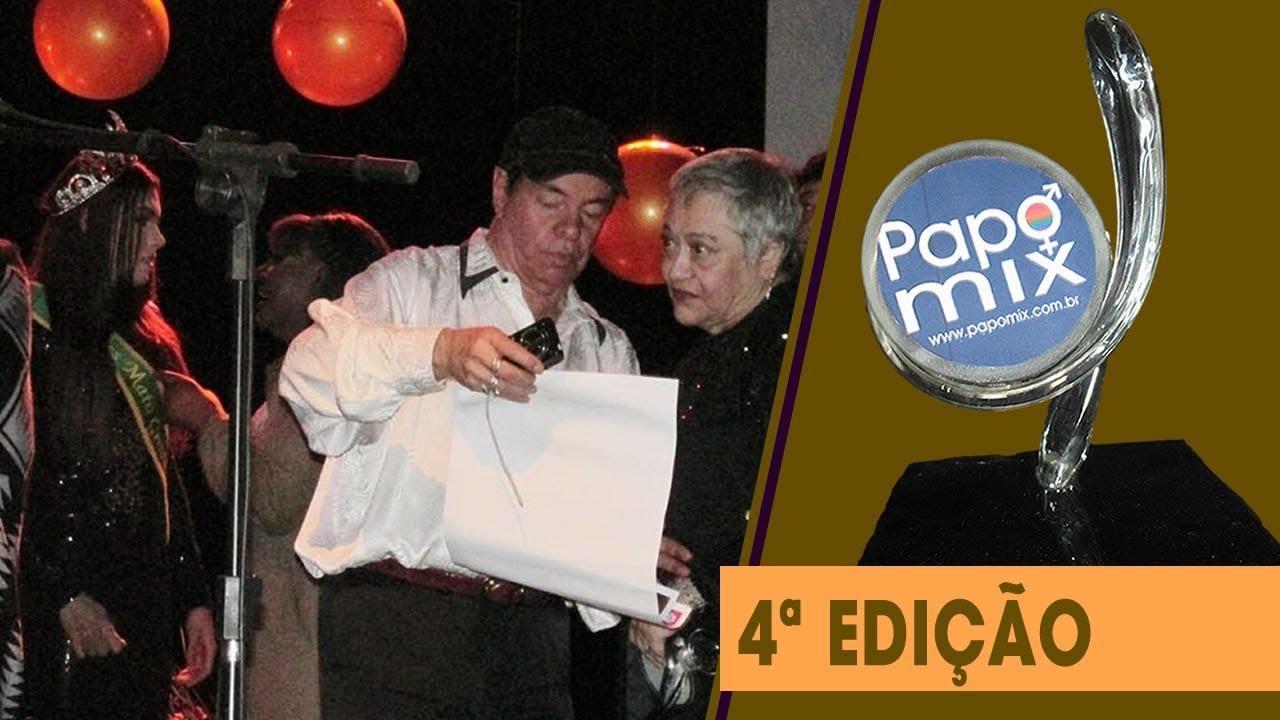 Photo of Darbi Daniel recebe homenagem especial em 4ª edição do Prêmio PapoMix