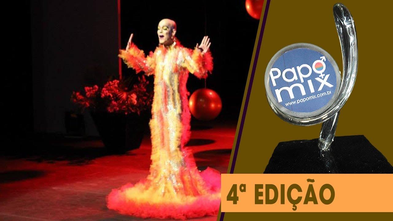 Photo of Ikaro Kadosh realiza performance especial na 4ª edição do Prêmio PapoMix da Diversidade