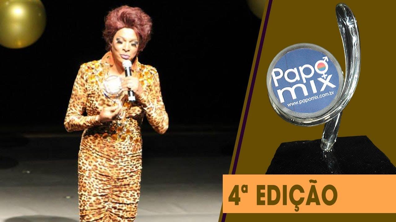 Photo of Silvetty Montilla é eleita icone LGBT da 4ª edição do Prêmio PapoMix da Diversidade