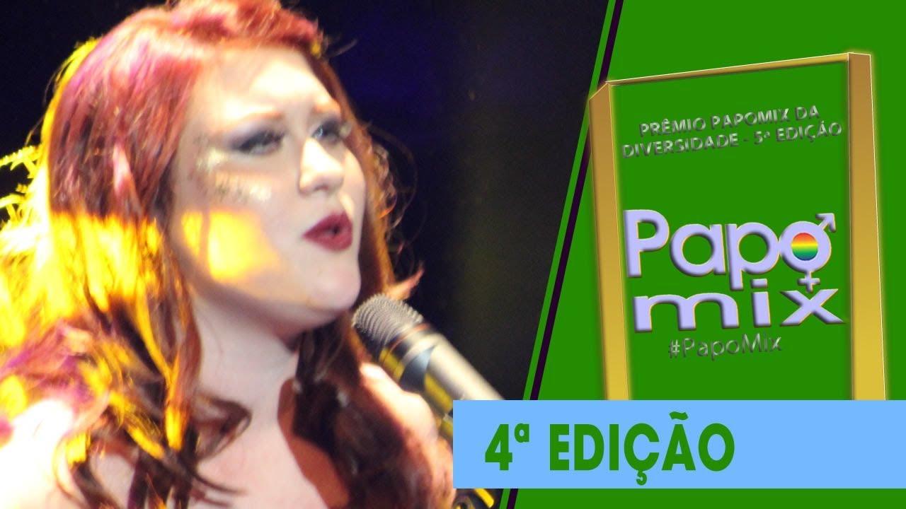 Photo of PRÊMIO PAPOMIX | 5ª EDIÇÃO | CANTORA BRUNA Pasqualotto