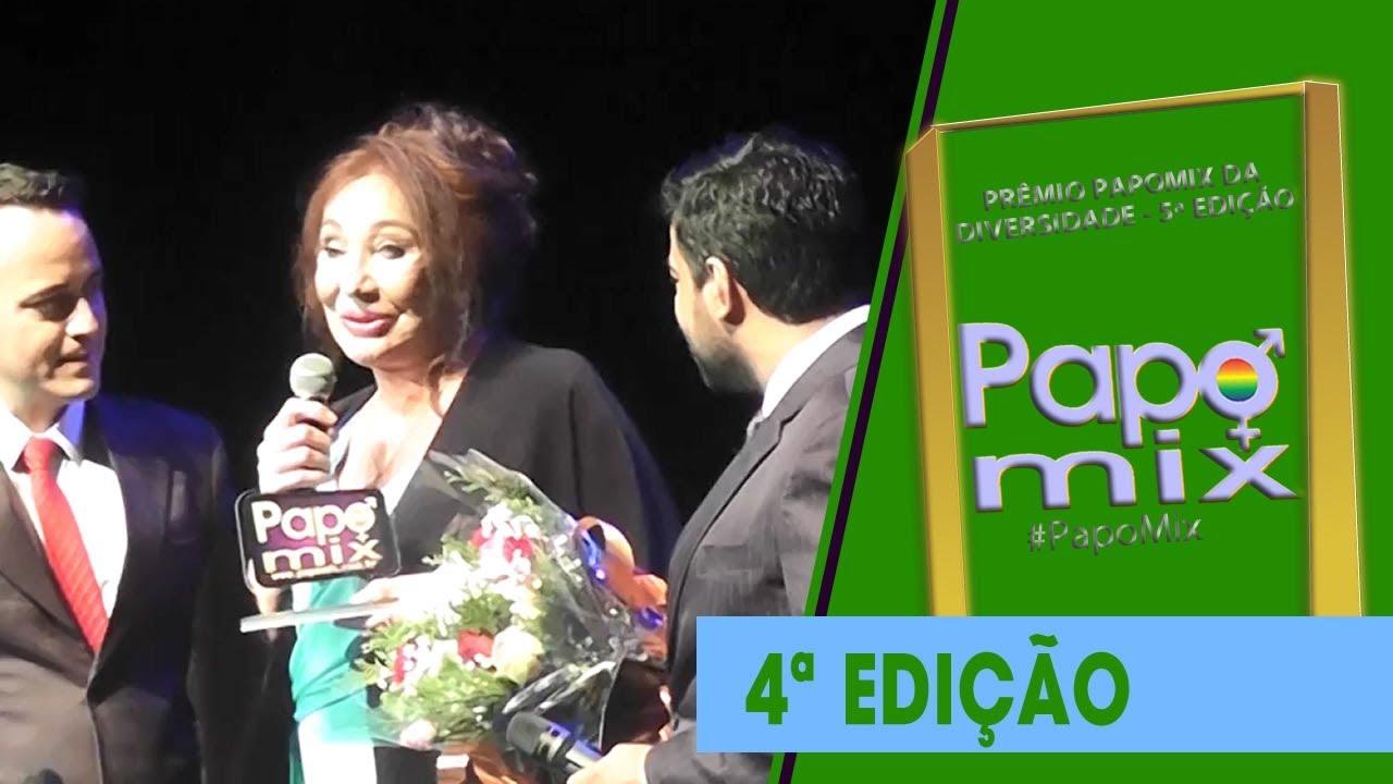 Photo of Lala Laurente recebe homenagem especial no Prêmio PapoMix – 5ª edição