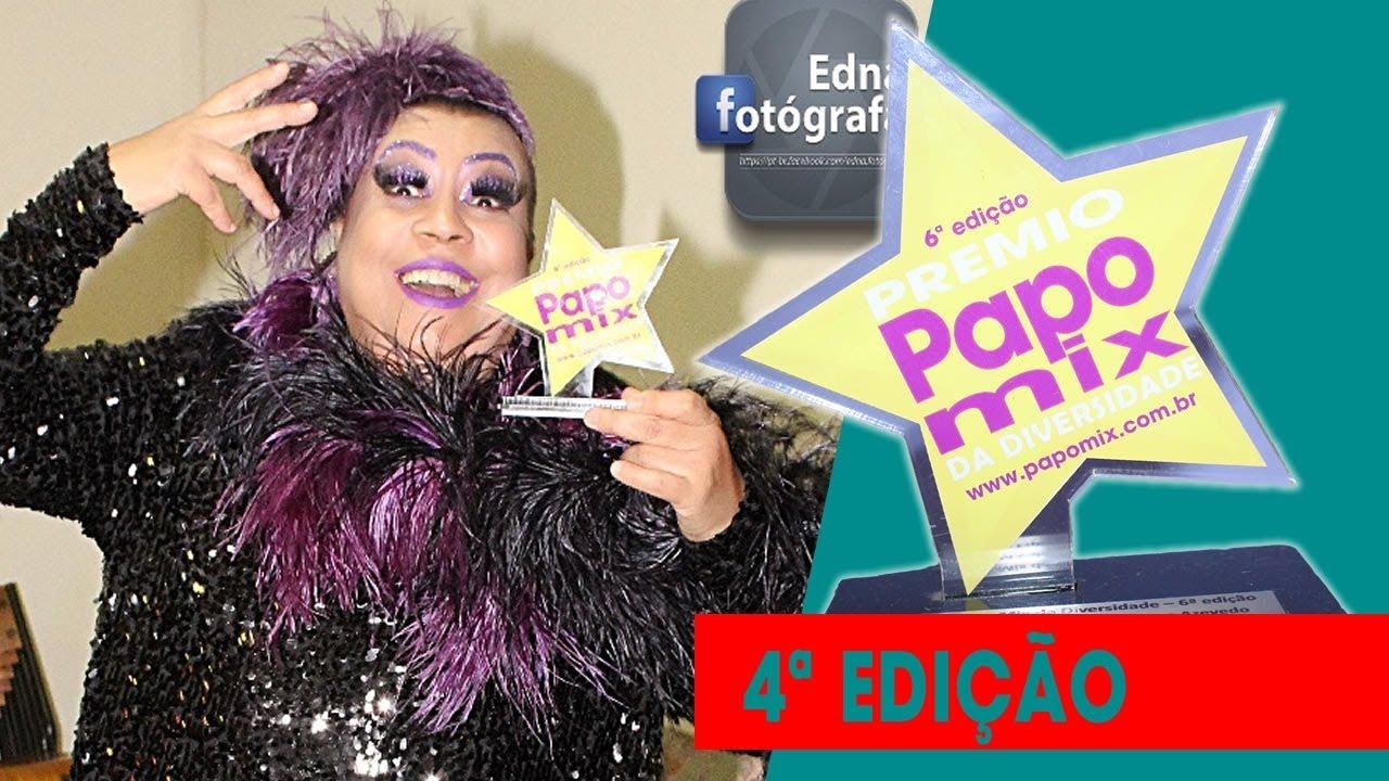 Photo of Cantora Maria Alcina recebe homenagem especial na 6ª do Prêmio PapoMix