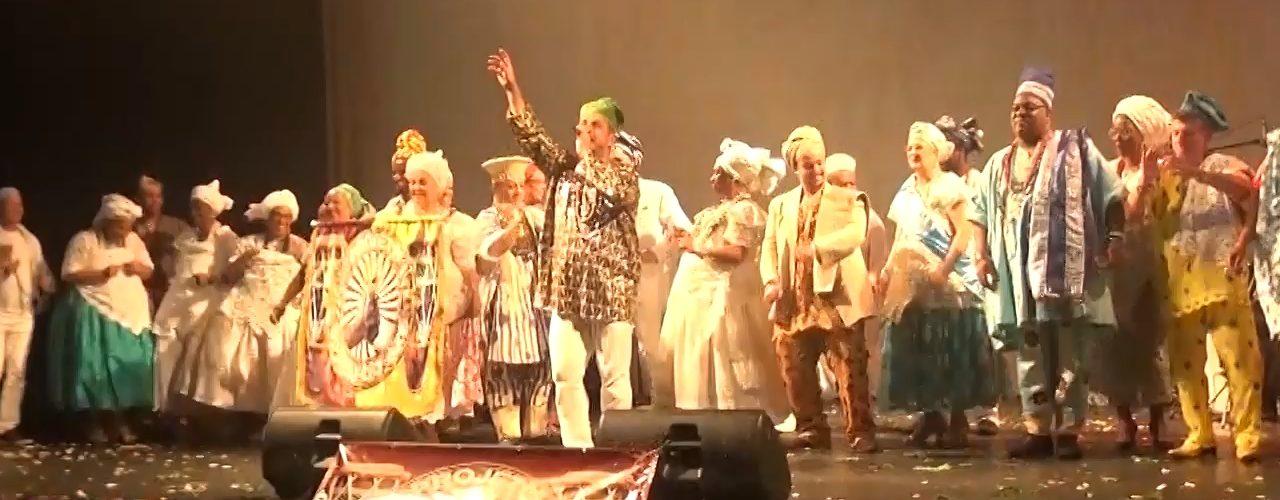 Photo of PapoMix recebe homenagem em gravação do DVD Eu Sou Do Axé de  cantor Velaske Brawn