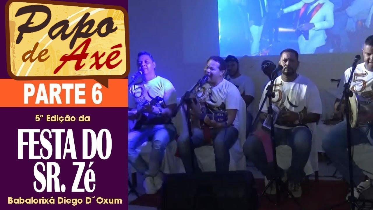 Photo of Grupo Carioca Samba de Questão recebe homenagem durante Festa do Sr. Zé em Ilhéus (BA)
