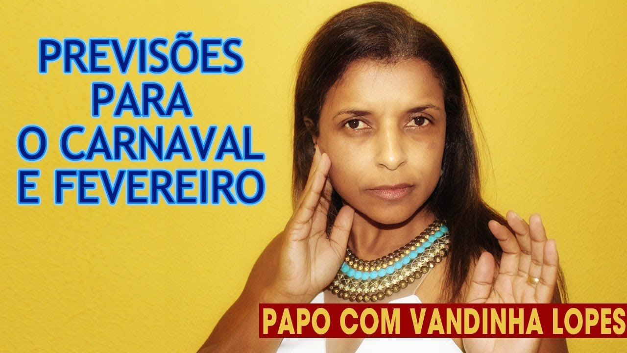 Photo of Previsões para o carnaval da Vidente Vandinha Lopes
