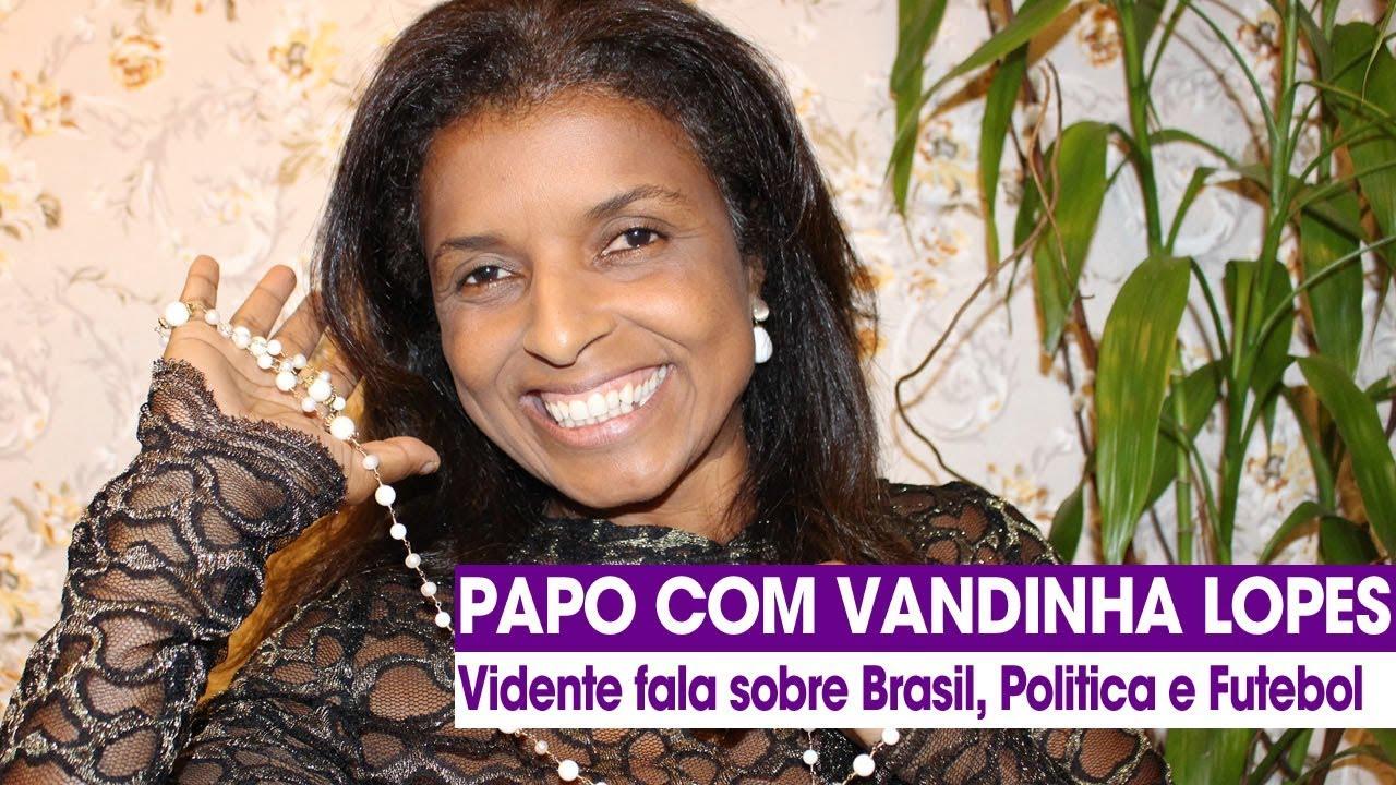 Photo of Papo com Vandinha Vidente fala sobre Brasil, Politica e futebol