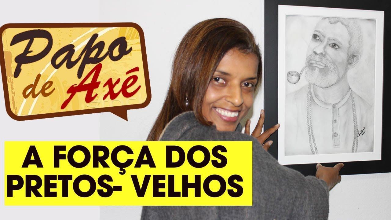 Photo of Vidente Vandinha Lopes fala sobre a força dos Pretos-Velhos