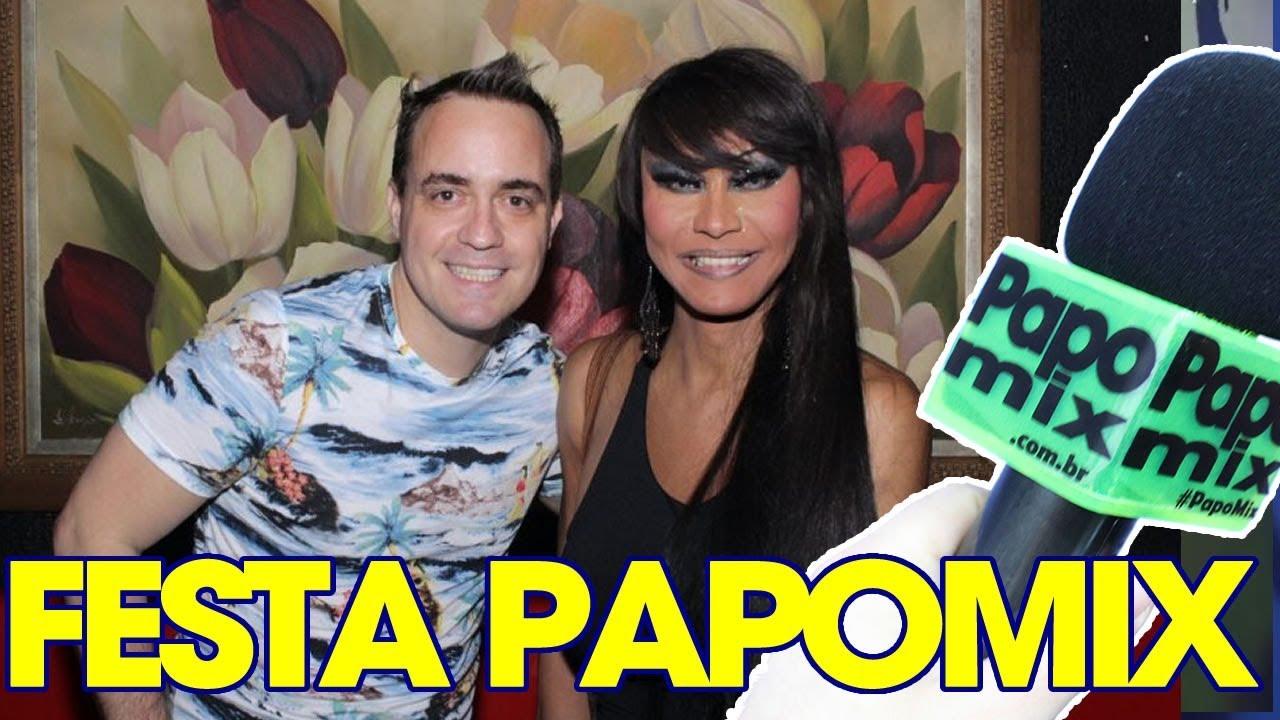 Photo of Festa de lançamento da 7ª edição do Prêmio PapoMix em São Paulo – Assista o Show de Claudia Edson