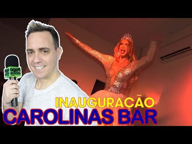 Photo of Kylie Hickmann realiza performance especial na inauguração do Carolinas Bar