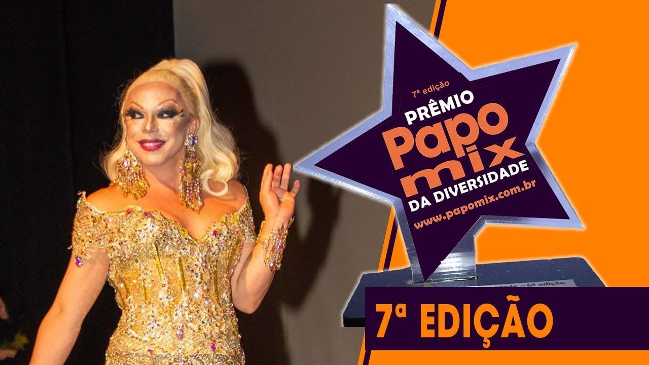 Photo of Prêmio PapoMix faz homenagem especial a TchaKa Rainha das Festas