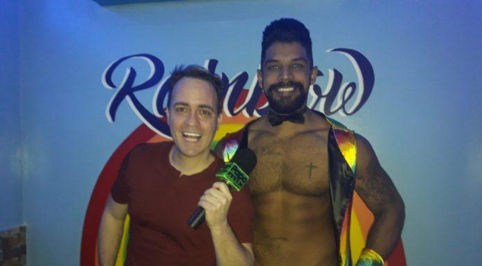 Photo of Assista o stripper especial de Allan Gonçalves na inauguração do Hotel Termas Rainbow