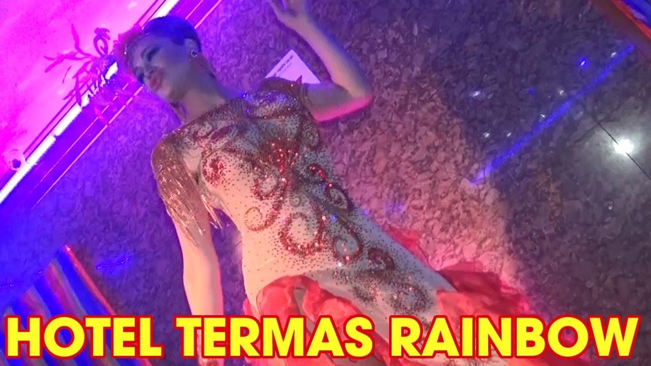 Photo of Assista a apresentação de Talessa Top na inauguração do Hotel Termas Rainbow