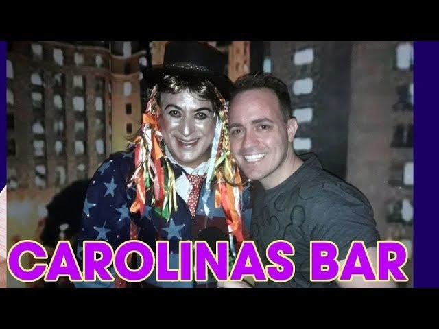 Photo of Serginho Messias em performance especial no Carolinas Bar