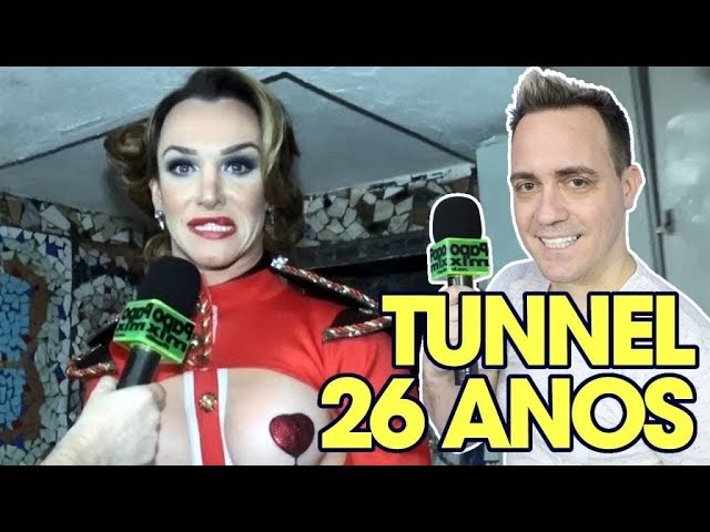 Photo of De volta ao Brasil. Striperella participa de especial de 26 anos da Tunnel