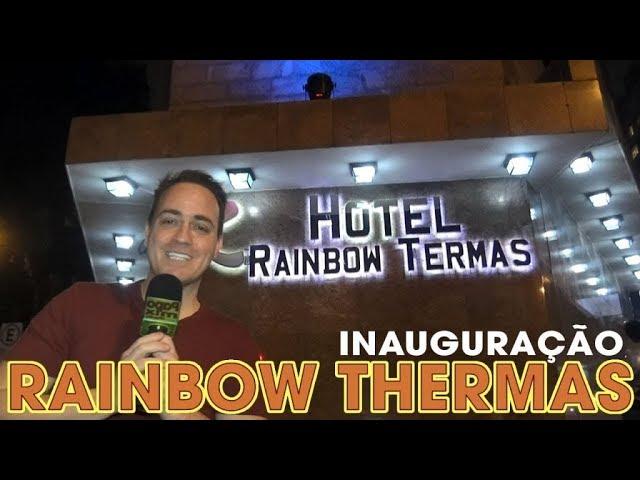 Photo of PapoMix confere a inauguração do Hotel Rainbow Thermas em São Paulo