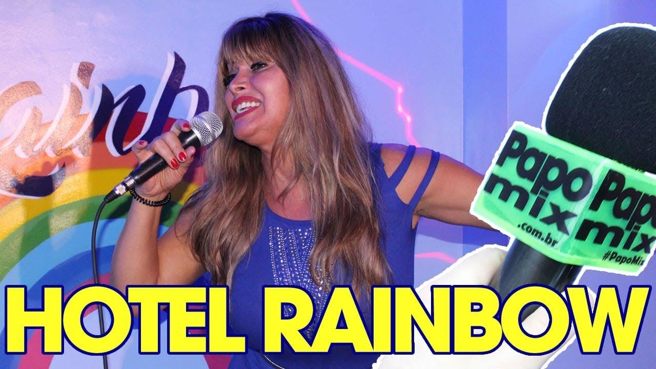 Photo of Mariana Munhoz comanda Karaokê especial no Hotel Termas Rainbow toda quarta-feira