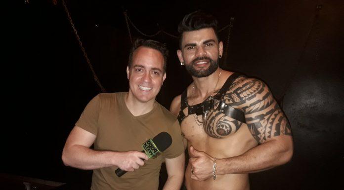 "Photo of PapoMix leva stripper Thomppson para um ""PapoHot"" na Wild Thermas – Parte 1"