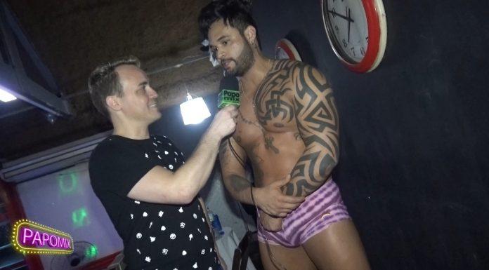 Photo of PapoMix entrevista gogoboy Oliver nos bastidores da Festa Agiliza em São Paulo