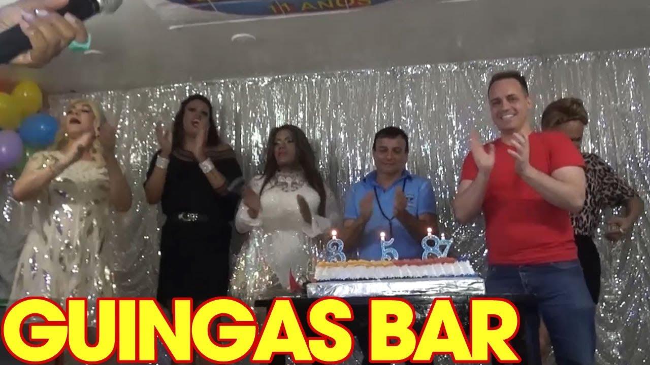 Photo of B-day Especial – Anderson do PapoMix e Ailton Pedro, proprietário do Guingas Bar