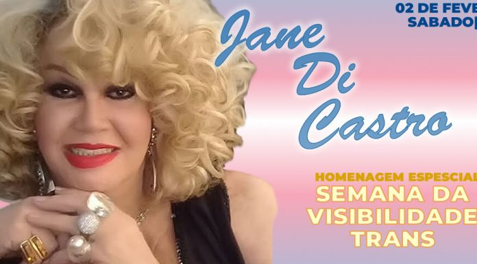 Photo of Jane Di Castro recebe homenagem especial no Termas Rainbow