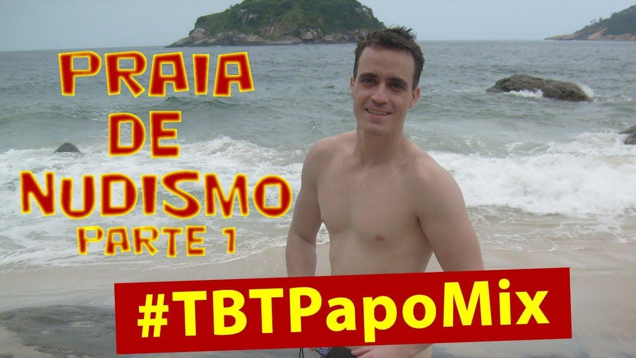 Photo of #TBTPapoMix: Confira a visita a Praia de Nudismo de Abricó no Rio de Janeiro
