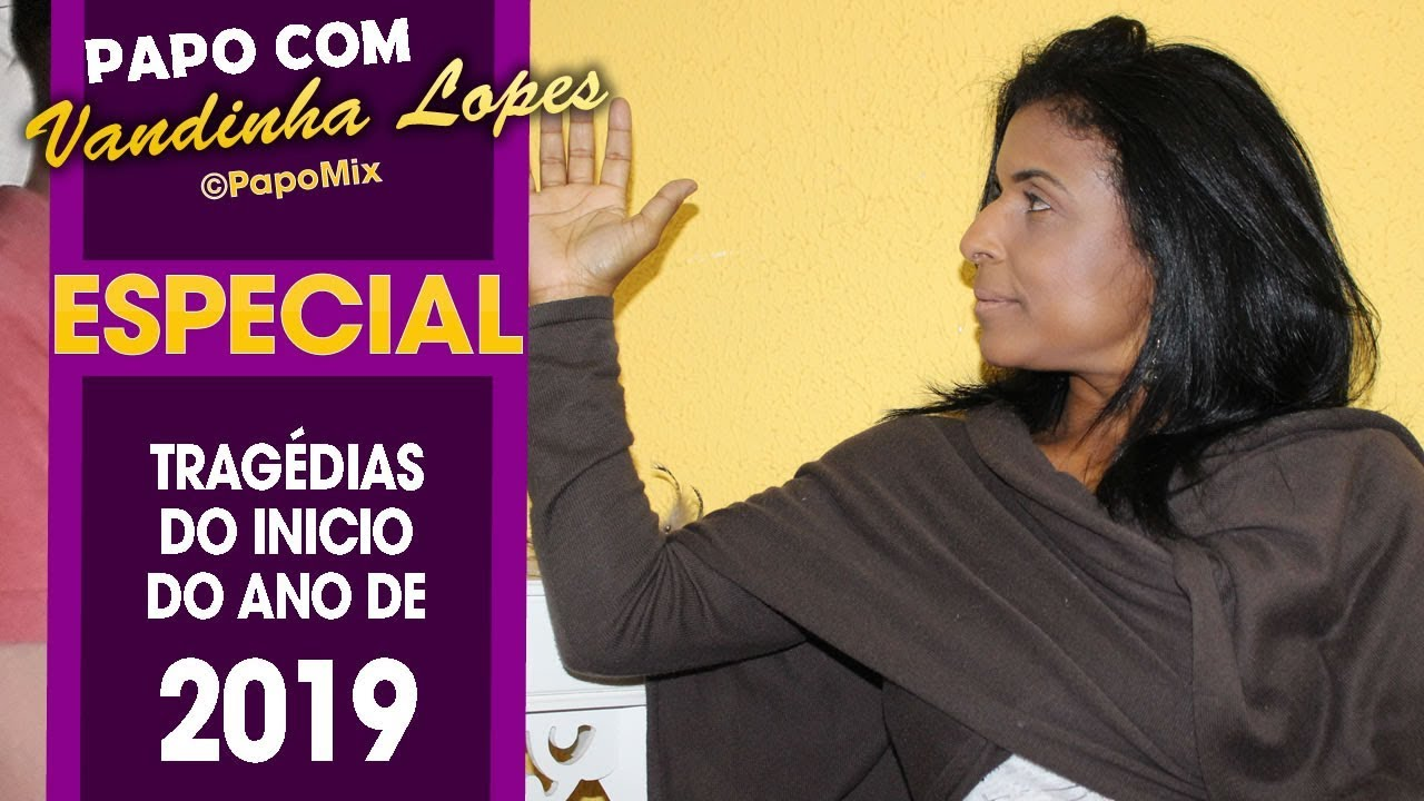 Photo of Vidente Vandinha Lopes fala sobre as tragédias que marcaram o inicio do ano