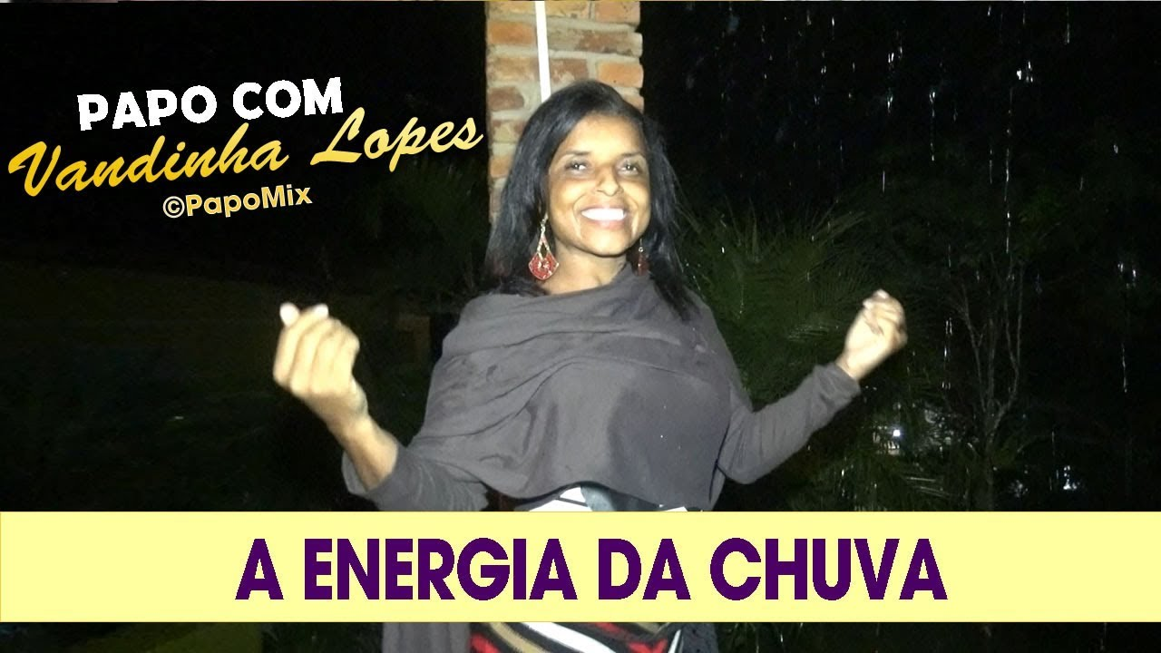 Photo of Vidente Vandinha Lopes fala da energia que vem das chuvas