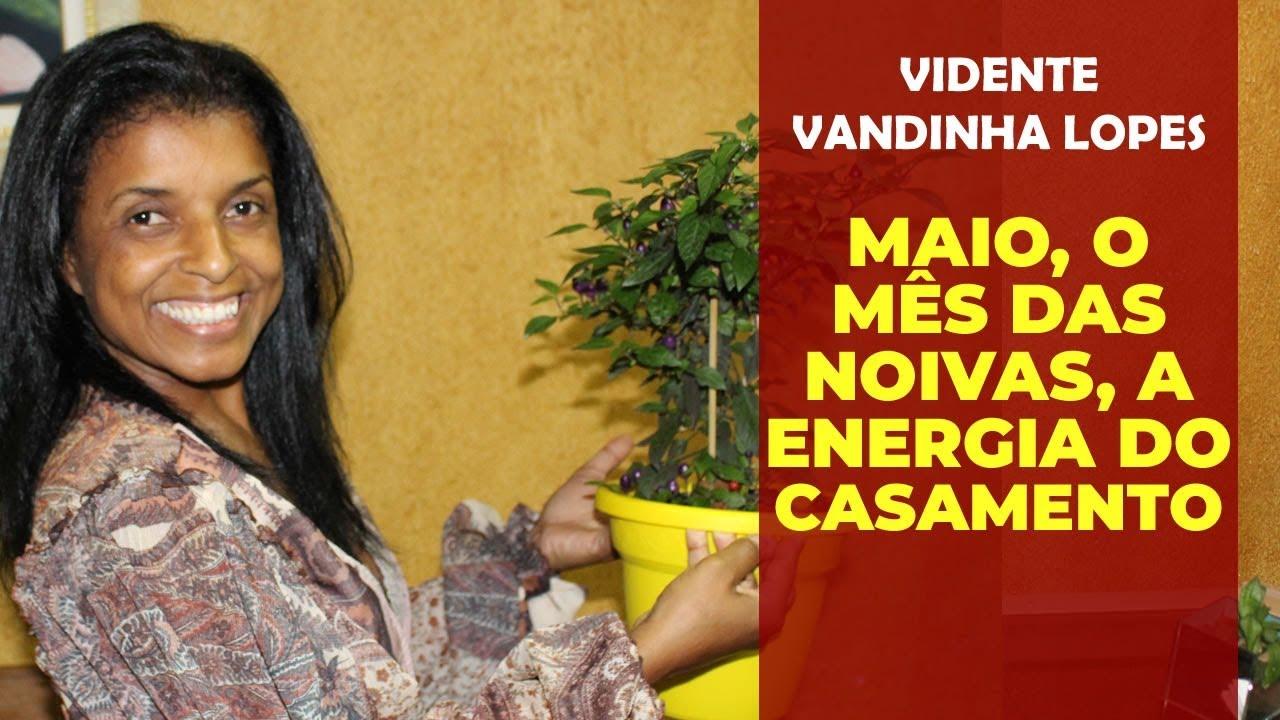 Photo of MAIO MÊS DAS NOIVAS: Vandinha Lopes fala sobre a energia do casamento
