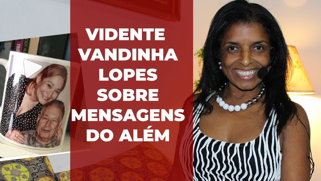 Photo of VIDENTE VANDINHA LOPES | MENSAGENS DO ALEM