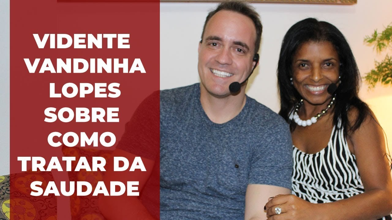 Photo of VIDENTE VANDINHA LOPES | COMO TRATAR A SAUDADES