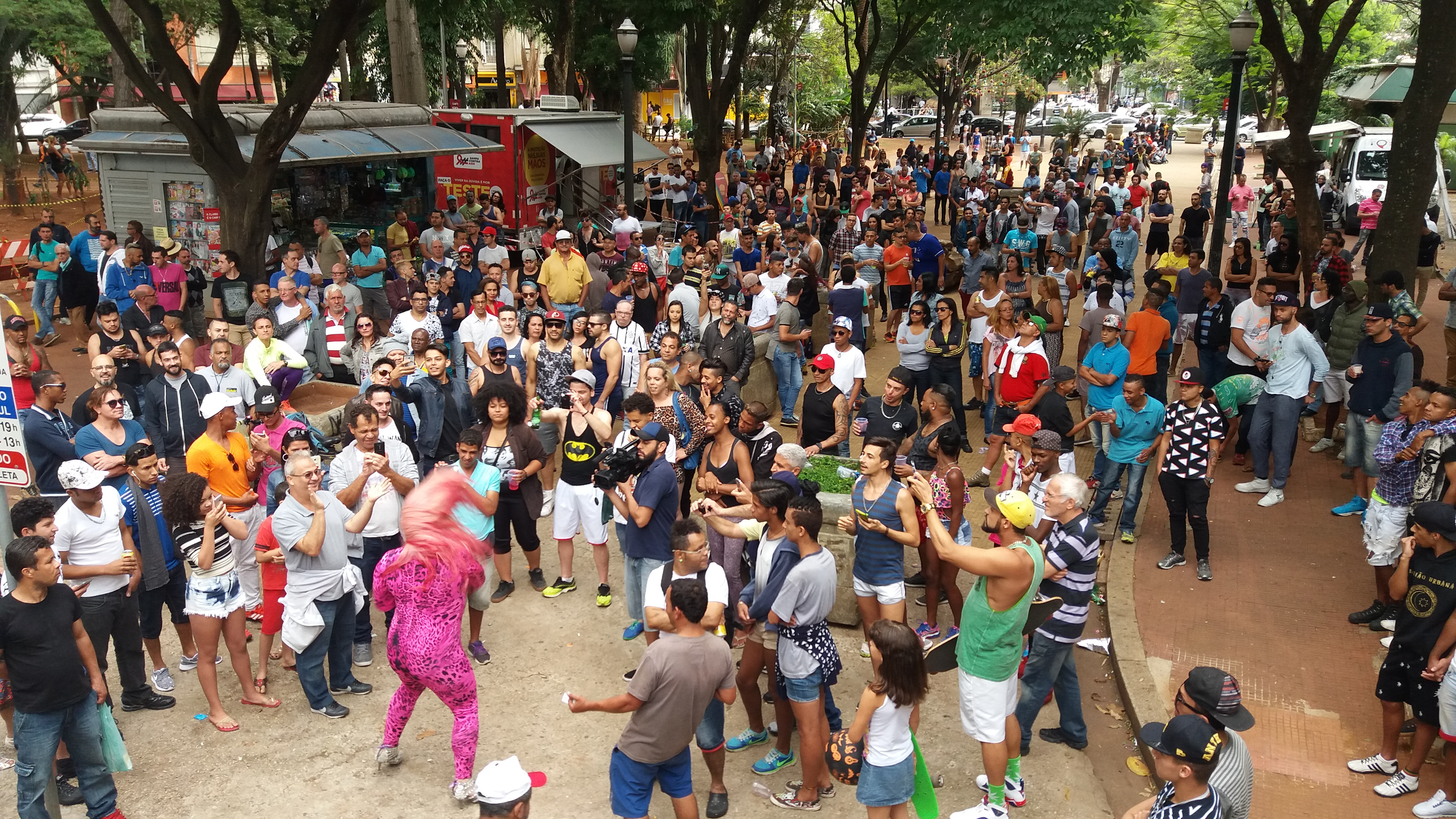 Photo of Resistência e Orgulho LGBT: Show aborda a militância artística de São Paulo