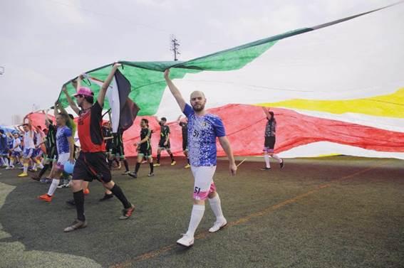 Photo of Campeonato de Futebol LGBTQ+ acontece no final de semana da Parada LGBT